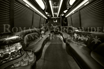 Special Occasion Party Bus Limo