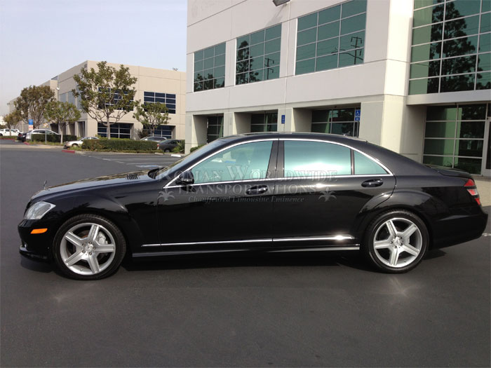 4 passenger mercedes benz s550 roman worldwide for Mercedes benz window tint
