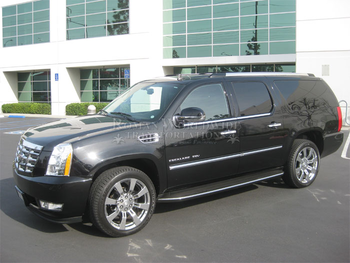 Corporate Cadillac Escalade ESV SUV