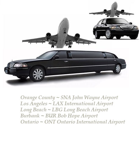 airport transfer limousine service